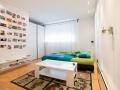 novakova eazzynight apartment zagreb livingroom